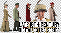 Late 19th Century Digital Extra Series