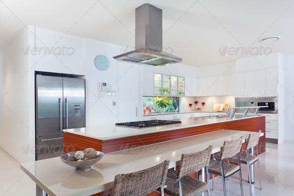 PhotoDune Modern kitchen 2620843
