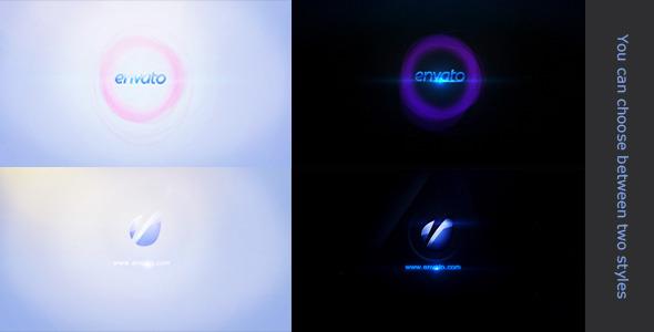 VideoHive Ribbon logo reveal 2600537