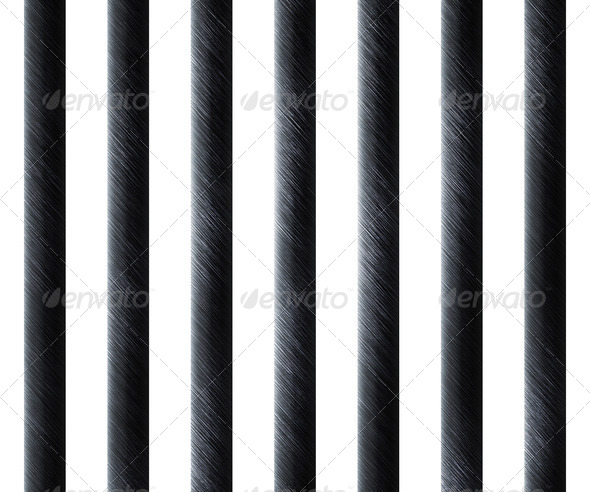 Steel Bars - Stock Photo - Images