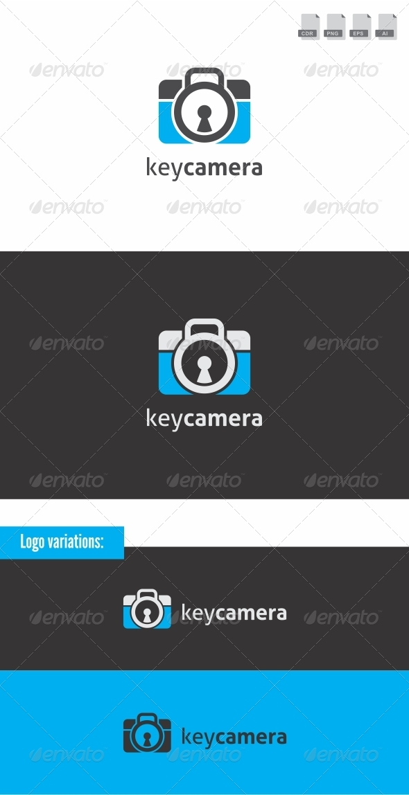 Keycamera - Objects Logo Templates