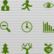 Business Graphics Icons