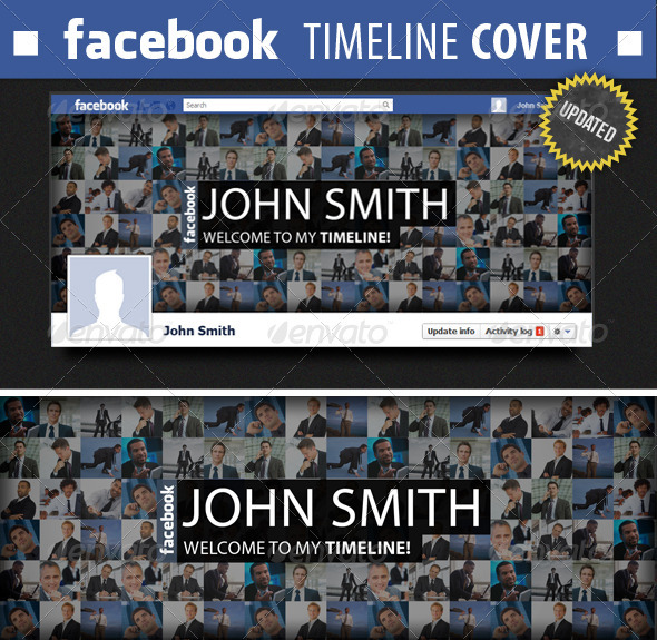 Unique Facebook Timeline Cover - Facebook Timeline Covers Social Media