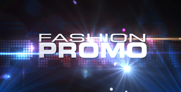 After Effects Project - VideoHive Fashion Promo 95063