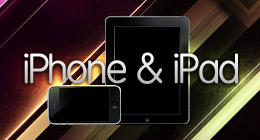 iPhone and iPad Stock Files