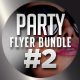 Party Flyer Template Bundle Vol2 - 3 in 1 - GraphicRiver Item for Sale