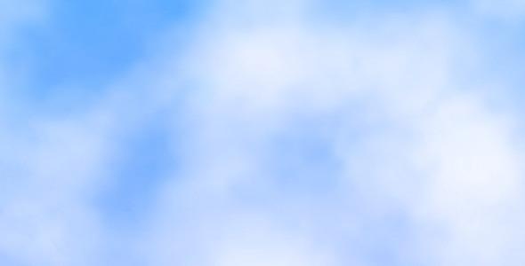 VideoHive Flight In Clouds Full HD Loop 95121