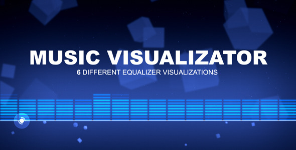 VideoHive Music Visualizator 2624301