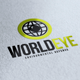 World Eye Logo - GraphicRiver Item for Sale