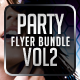Party Flyer Bundle Vol2 - 4 in 1 - GraphicRiver Item for Sale