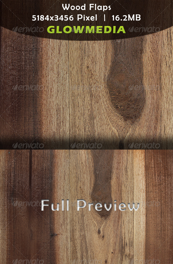 Wood Flaps - Wood Textures