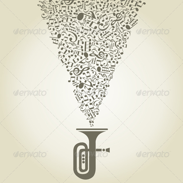 Musical pipe - Miscellaneous Vectors