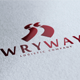 Wry Way Logo  - GraphicRiver Item for Sale