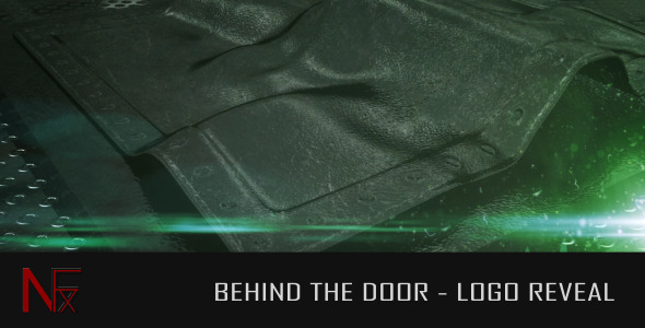 After Effects Project - VideoHive Behind The Door Logo Reveal 2627636