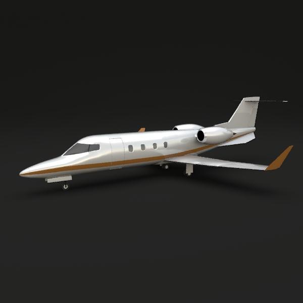3DOcean Learjet 54-55-56 Longhorn 2629391