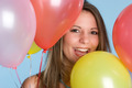 Ballons Woman - PhotoDune Item for Sale