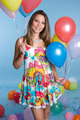 Birthday Balloons Girl - PhotoDune Item for Sale
