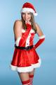 Christmas Santa Woman - PhotoDune Item for Sale