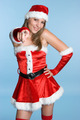 Santa Suit Girl - PhotoDune Item for Sale