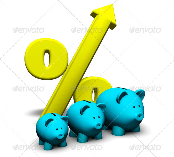 Savings Growth - Stock Photo - Images