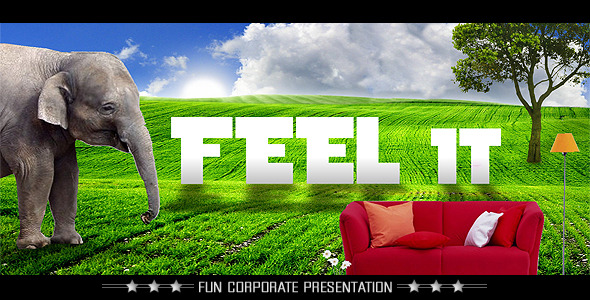 VideoHive Fun Service Event or Product Promotion 2629441