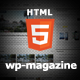 Magazine HTML5 Responsive Template - ThemeForest Item for Sale