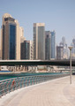 Dubai Marina cityscape, UAE - PhotoDune Item for Sale