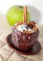 Baked apple with cinnamon - PhotoDune Item for Sale