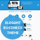 Elegantica - Responsive Business Wordpress Theme