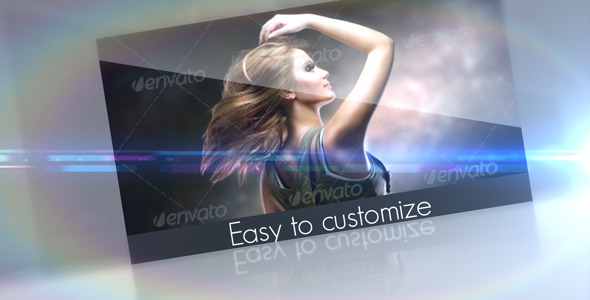 After Effects Project - VideoHive Clean Slideshow 2623934