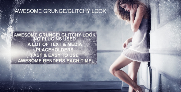 VideoHive Urban Explorer 3 Grunge Animations 2623094