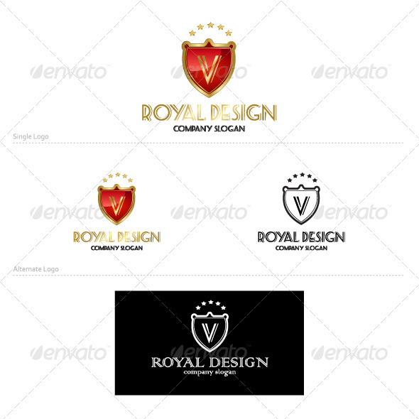 GraphicRiver Royal Design 2581087