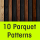 10 Parquet Floor Patterns