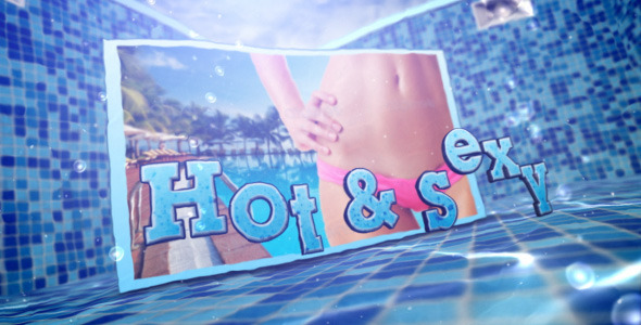 After Effects Project - VideoHive Summertime 2630938