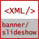 Dynamic xml banner / slideshow - ActiveDen Item for Sale