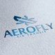 Aero Fly Logo - GraphicRiver Item for Sale