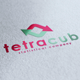 Tetra Cub Logo - GraphicRiver Item for Sale
