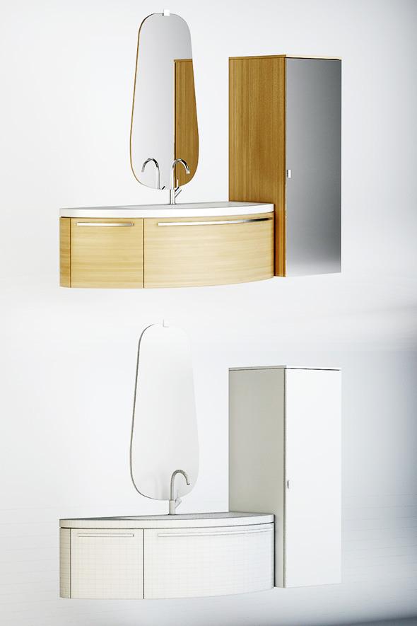 Quality 3dmodel of Arbi sky seghettato - 3DOcean Item for Sale