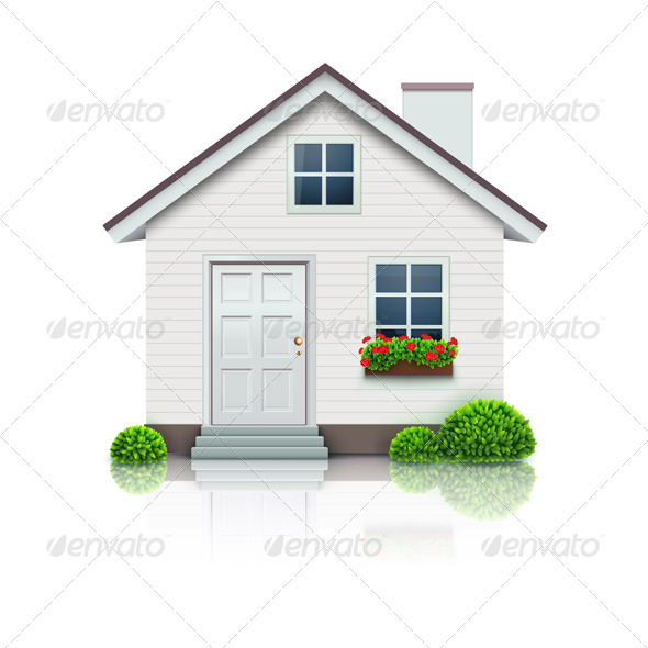 GraphicRiver House icon 2634392