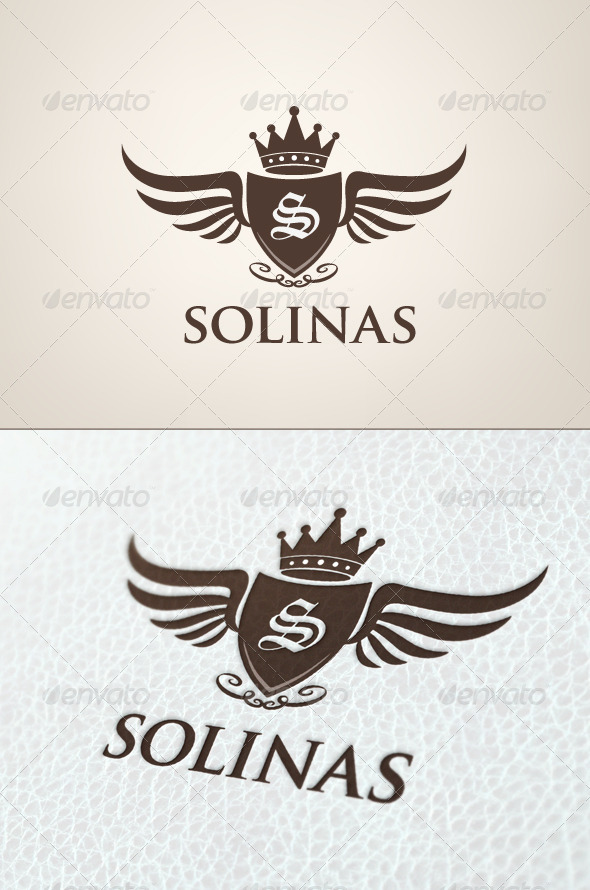 Solinas Logo Template
