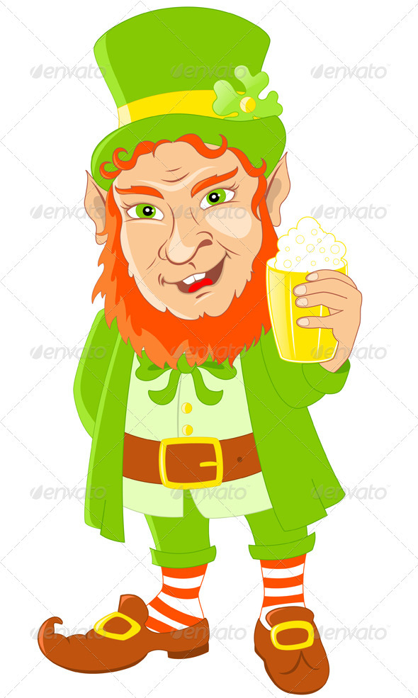 St Patrick's Day Symbol - Miscellaneous Characters