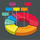Infographic Set - Colorful Charts - GraphicRiver Item for Sale