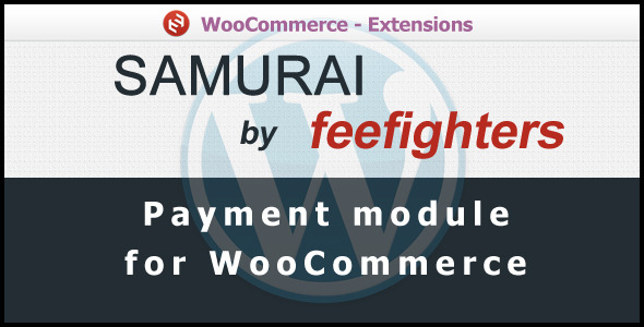 CodeCanyon FeeFighters Samurai Payment Gateway 2635096