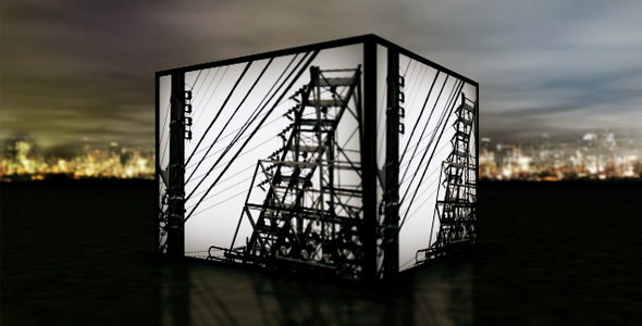 VideoHive Energy City 41348