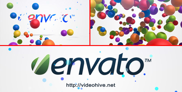 After Effects Project - VideoHive Bubble Logo Intro 2635687
