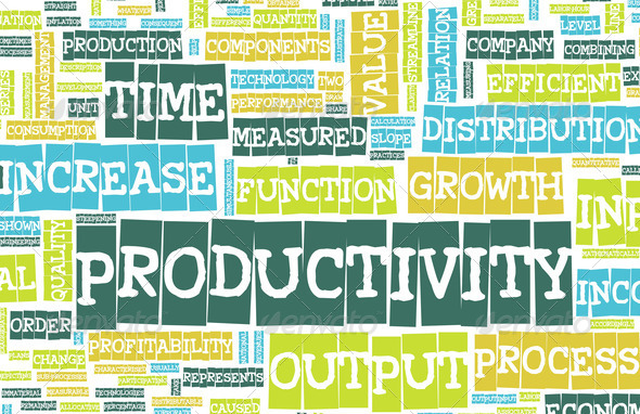 Productivity - Stock Photo - Images