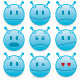 Robot Emoticons - GraphicRiver Item for Sale