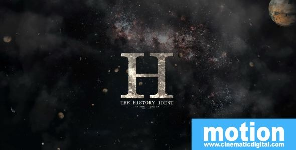 After Effects Project - VideoHive The History Ident 2639074