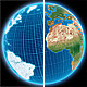 Earth to World Map - VideoHive Item for Sale