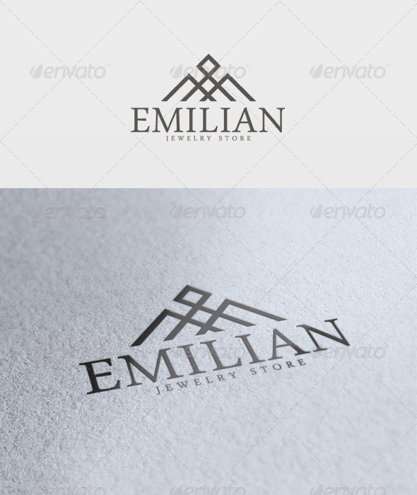 Emilian Logo - Vector Abstract